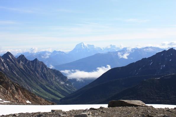 Mit einer Gipfelhöhe von über 3.000 Metern wird die VGD wunderbares Sightseeing ermöglichen. sein