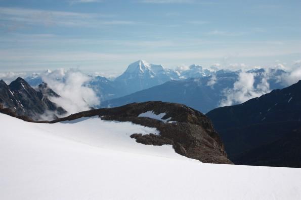 Die Bergketten um Valemount bieten eine erstklassige Weitsicht.