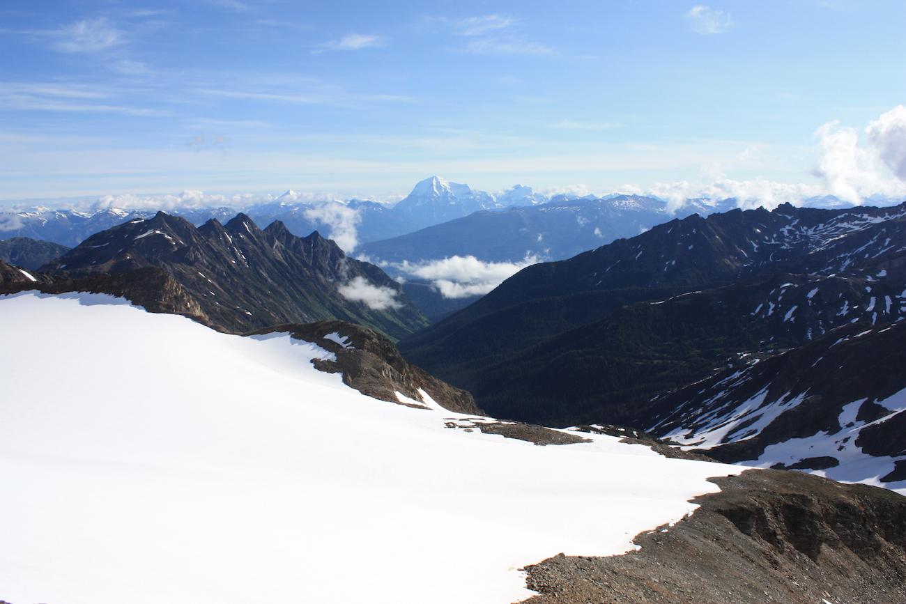Die Valemount Glacier Destination - Faszinierende Aussichten