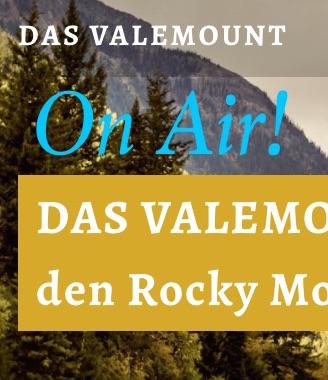 Lisa Feldmann, Autorin von DAS VALEMOUNT, im Interview mit CBC Radio.